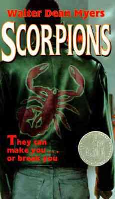 Scorpions By Myers, Walter Dean